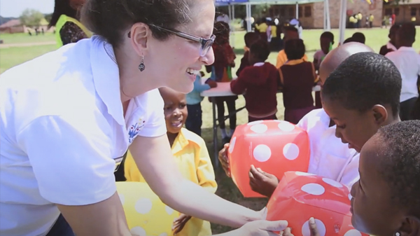 How does Play Africa promote creativity and innovation in South Africa's schools?