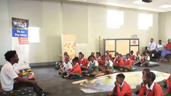 How to Stop Bullying & Xenophobia: Play Africa Children's Museum Fosters Inclusion of Refugees