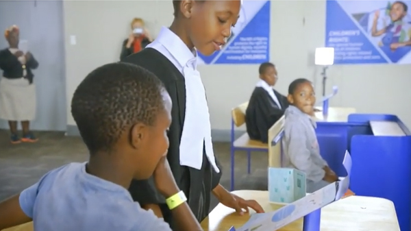 How to Teach Children about their Rights? Play Africa Children's Museum Children's Courtroom