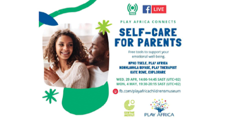 Self-Care for Parents During Lockdown