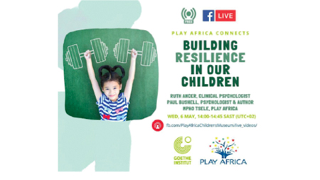 Building Resilience in Our Children